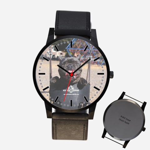 PERSONALIZED WATCH K9 - [upload your photo]
