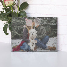 Load image into Gallery viewer, MY PACK FAMILY - CUSTOM CANVAS K9 Dog Lovers