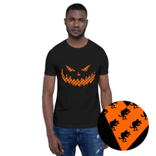 Load image into Gallery viewer, Pumpkin #2 - Wolf  (T-SHIRT)