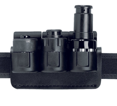 Triple Speedloader Holder Group 2 for 1.75 inch Belt