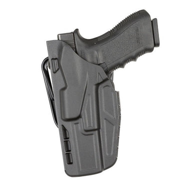 7377 Concealment Belt Slide Holster for Sig Sauer P320 - Left Hand, Black, 7TS