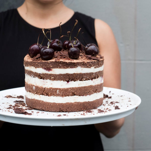 Black Forest Celebration Cake