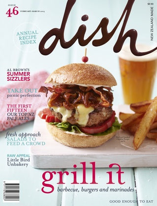 Dish Magazine Feature