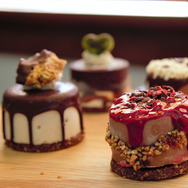 Mini Cheesecakes Mixed Pack