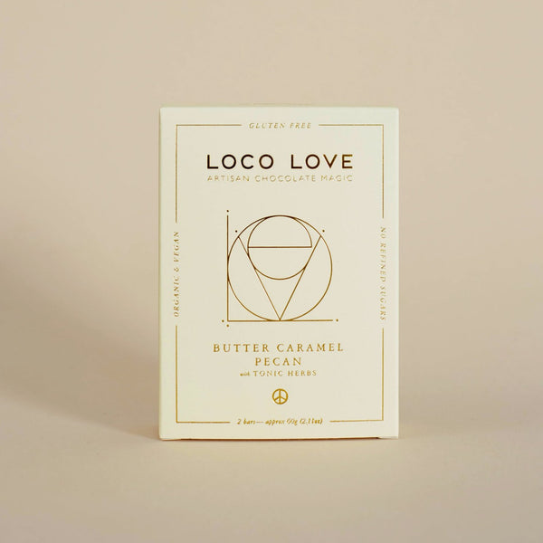 Loco Love Caramel Pecan - Twin Pack