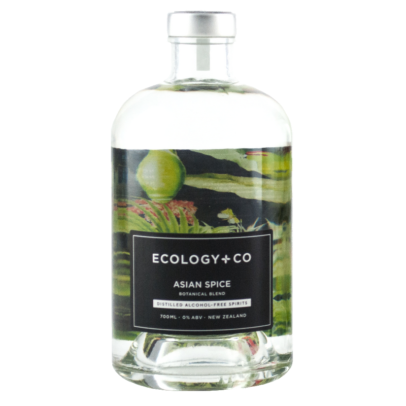 Ecology and Co Asian Spice (alcohol-free spirit)