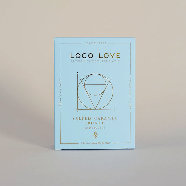 Loco Love Salted Caramel - Twin Pack