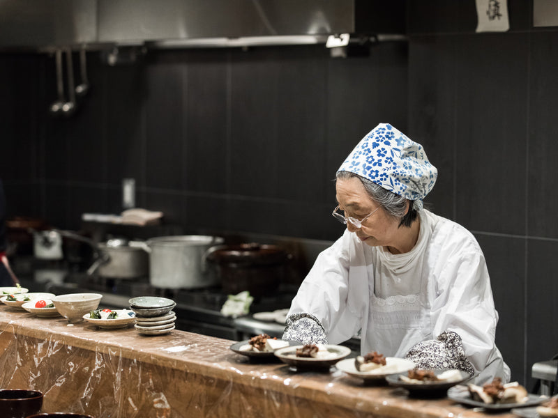 Shojin Cuisine Demonstration - 10th February