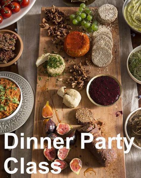 Uncooking Dinner Party Class - 26th September