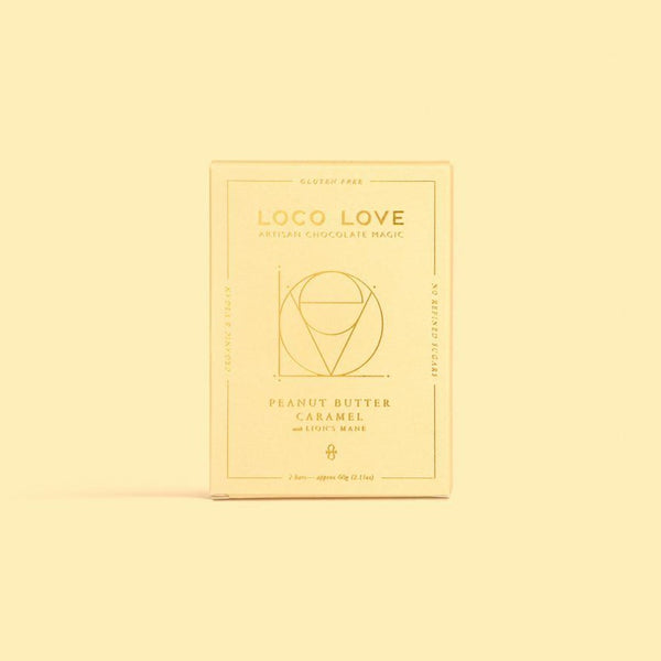 Loco Love Peanut Butter Caramel - Twin Pack
