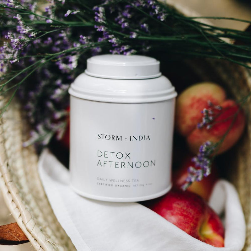 Detox Afternoon Tea Tin