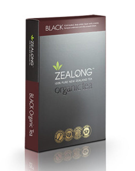 Zealong Organic Black Tea