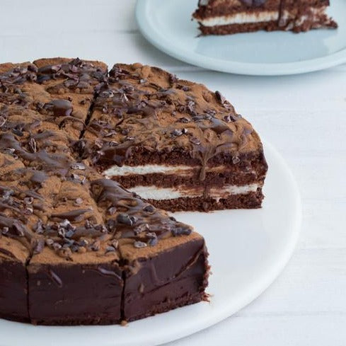 Cacao Triple Layer Cake