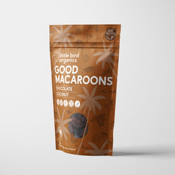 Good Macaroons - Chocolate + Coconut