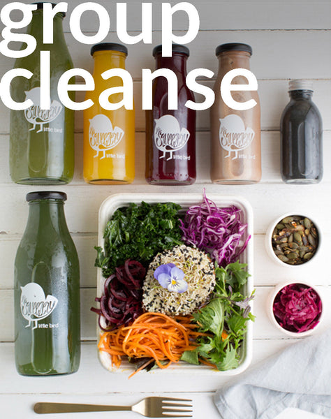 Group Cleanse