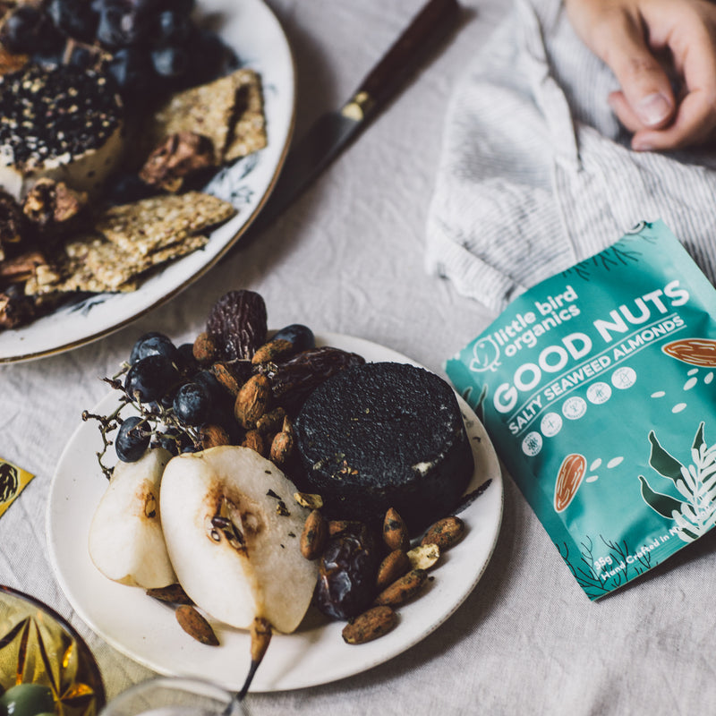 Good Nuts - Salty Seaweed Almonds
