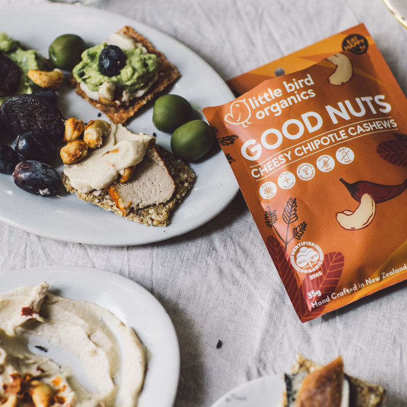 Good Nuts - Cheesy Chipotle Cashews