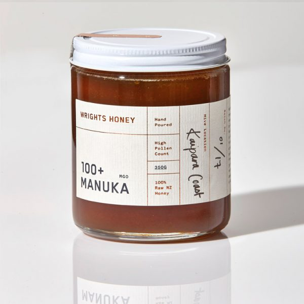 Wrights Honey 100+ MGO Manuka