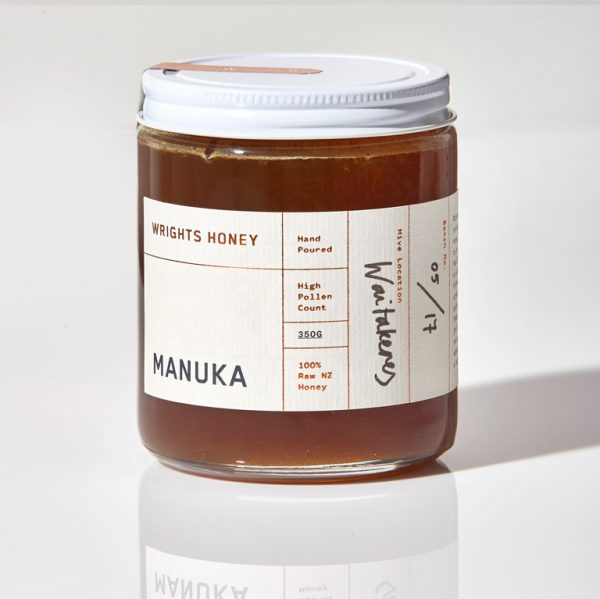 Wrights Honey Manuka