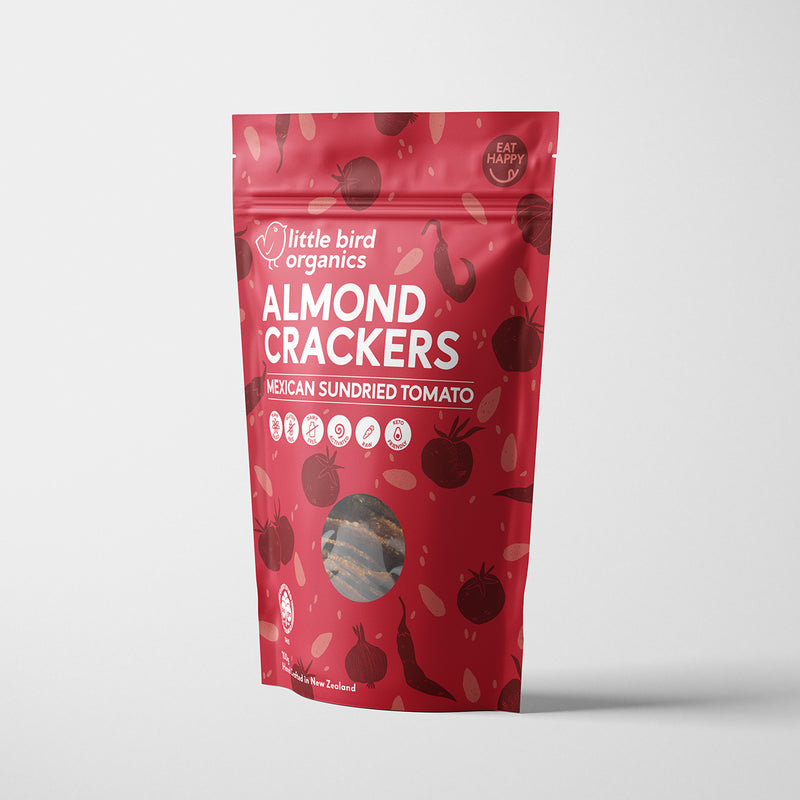 Almond Crackers - Box of 10
