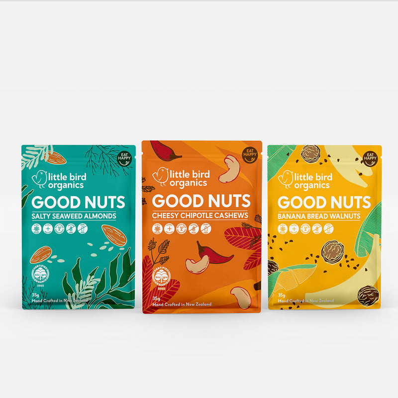 Good Nuts - Box of 12