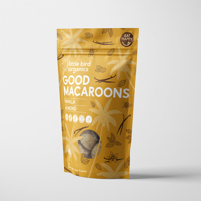 Good Macaroons - Vanilla & Almond