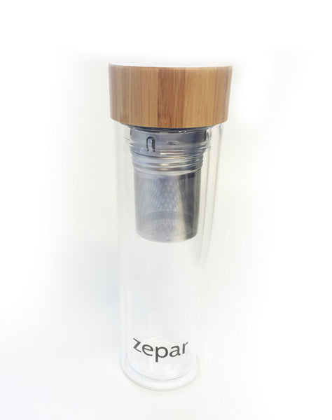 Zepar Insulated Tea Flask