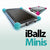 "iBallz Mini shock absorbing case for iPad Mini, Nexus 7, Kindle Fire and most 7-9"" Android tablets"