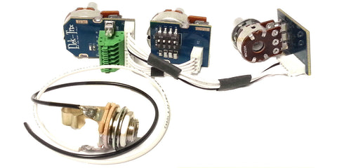 Elek-Trix J-Bass Blender Wiring Harness Kit