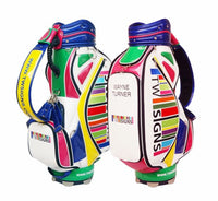CB04 Custom Sublimation Golf Tour Bag