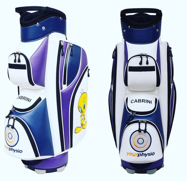CB14 Custom Cart Golf Bag