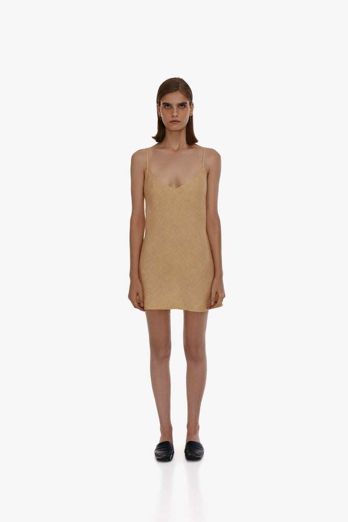 Desert slip dress
