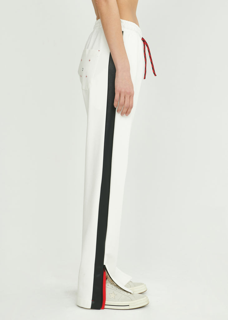 Sport Suit Trousers White