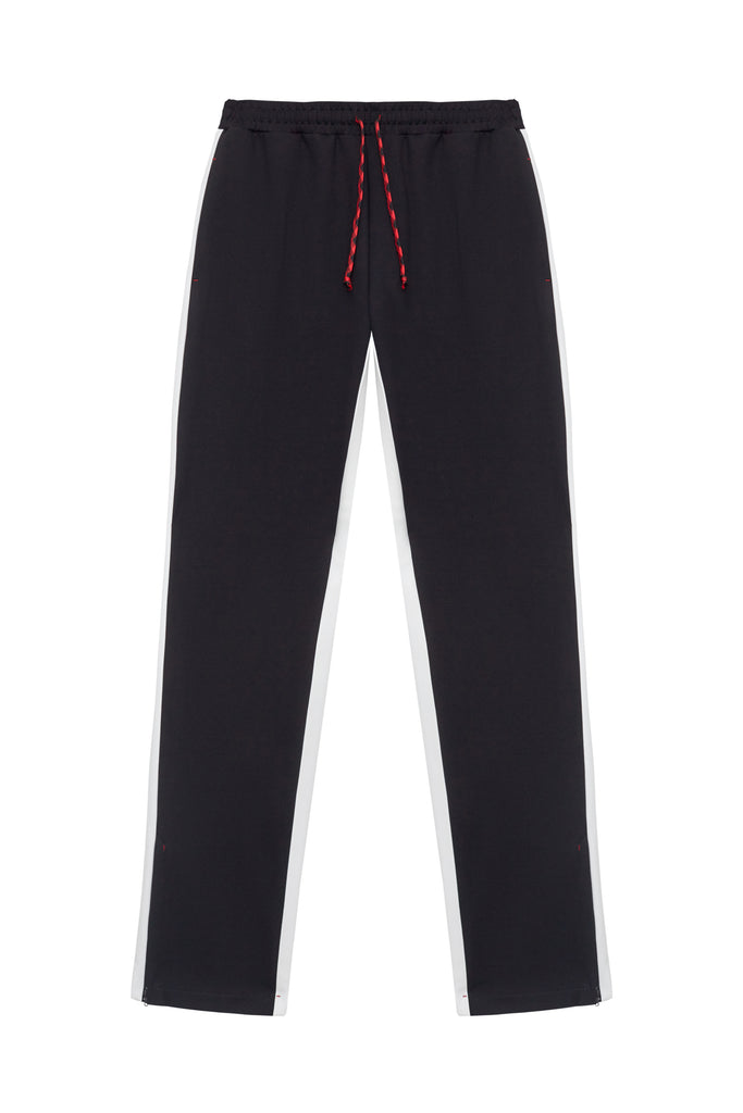Sport Suit Trousers Black