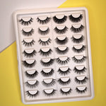 ULTIMATE LASH BOOK (16 PAIRS)
