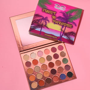 SUNSET IN PARADISE PALETTE