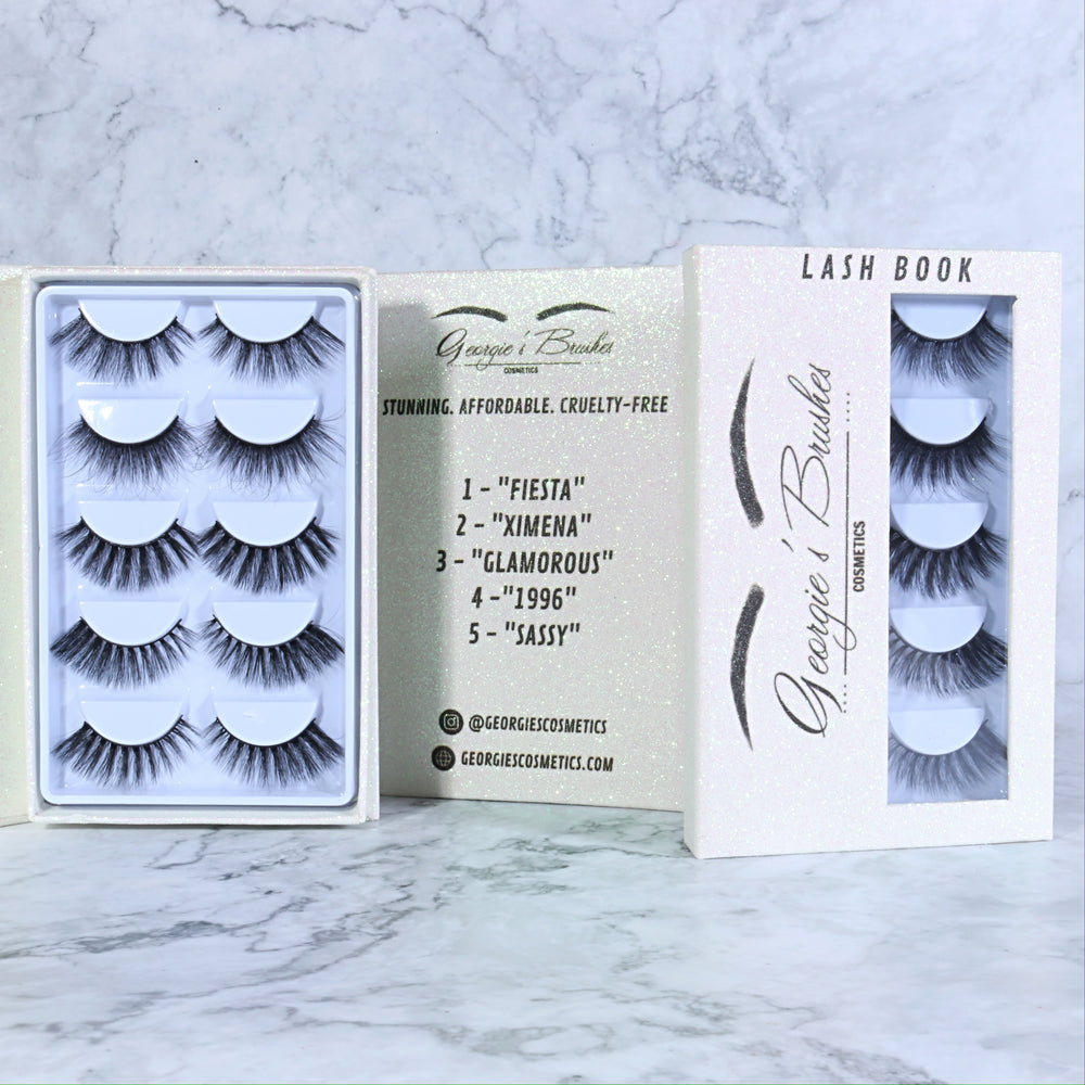 MINI LASH BOOK