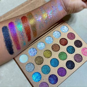 MAGIC GLITTER ENCYCLOPEDIA PALETTE
