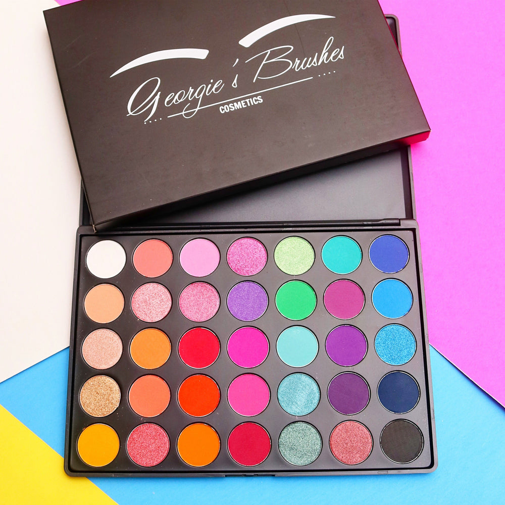THE RAINBOW PRO PALETTE