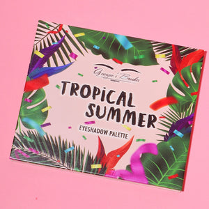 TROPICAL SUMMER PALETTE