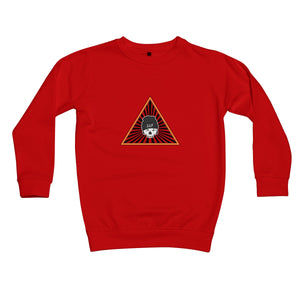 Triagram Gold 1 Kids Retail Sweatshirt