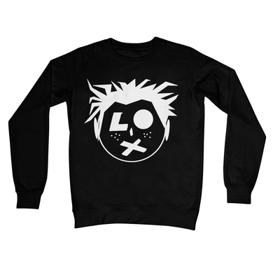 SP Head Logo Crew Neck Sweatshirt