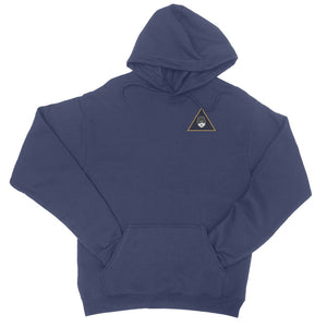 Triagram Gold 1 College Hoodie