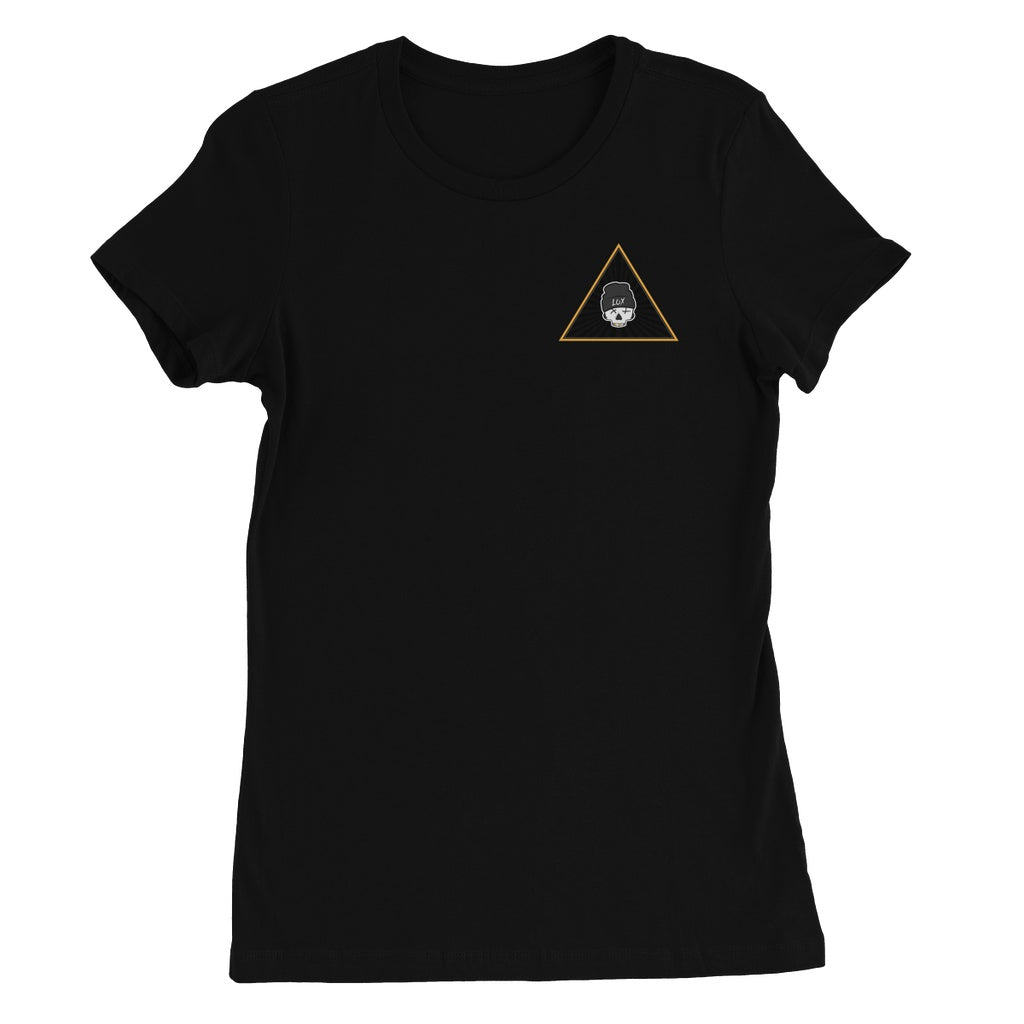 Triagram Gold 1 Women's Favourite T-Shirt