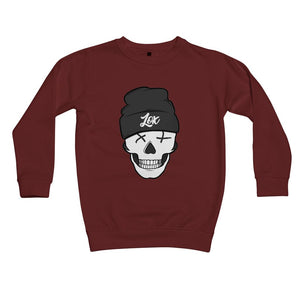 Skully Collection Standard Kids Sweatshirt
