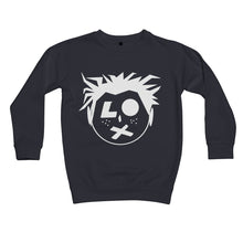 Load image into Gallery viewer, SP Head Logo Kids Retail Sweatshirt
