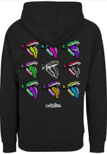 Load image into Gallery viewer, CHATTERBOX Hoodie black