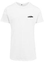 Load image into Gallery viewer, American Tongue long tee white
