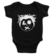 Load image into Gallery viewer, SP Head Logo Baby Bodysuit