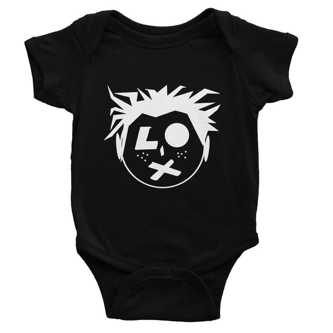 SP Head Logo Baby Bodysuit